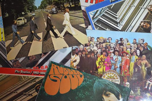 Die frühen Beatles in Hamburg